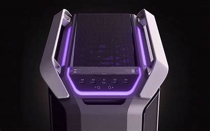 Cooler Master Cosmos C700p Much Space Tech
