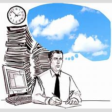 Procrastinating At Work? Maybe You're Overwhelmed  The New York Times