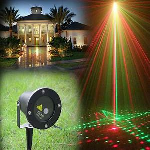 New landscape outdoor laser light show projector