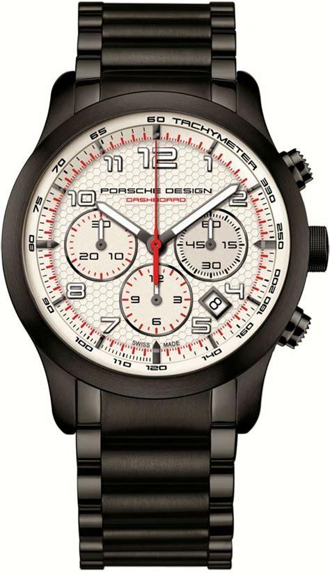 Porsche Design Dashboard P'6612 Men's Watch Model 6612