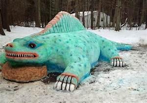 Plus Belles Photos Insolites : les 10 plus belles photos de bonshommes de neige aux usa buzz insolites ~ Maxctalentgroup.com Avis de Voitures