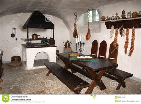 r駭 vieille cuisine vieille cuisine images libres de droits image 21011209