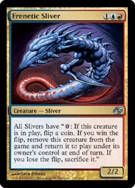 Magic The Gathering Sliver Deck Modern by Starcitygames Slivers Vires In Modern