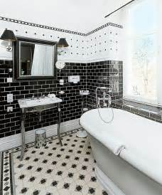 badezimmer schwarz badezimmer ideen in schwarz weiß 45 inspirierende beispiele