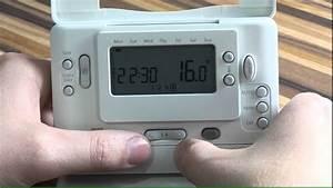 Center Thermostat