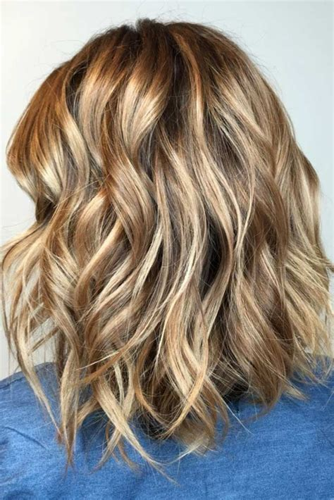 blonde  brown hair color ideas  summer