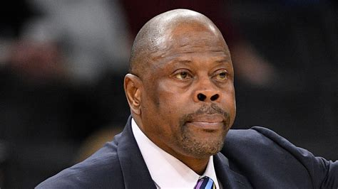NBA Great Patrick Ewing In Hospital After Testing Positive ...