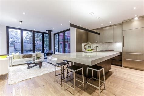 .5 Million For One Of Cabbagetown's Few Modern Homes