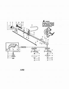 30 Craftsman 32cc Weedwacker Parts Diagram