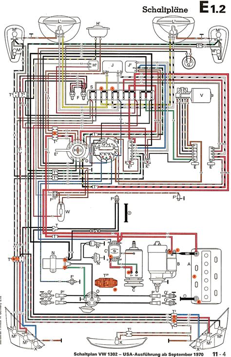 1993 Vw Beetle Wiring Diagram by 7 Best Images Of Vw Beetle Fuse Box Diagram 1972 Vw