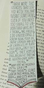 Lord of the Rings Bookmark that I absolutely love! | Books ...