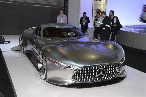 Did You Like The Mercedes Benz Gran Turismo Concept Want To Buy One
