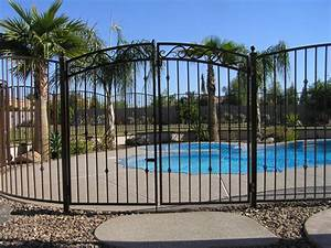 How To Design A Metal Fence InspirationSeek