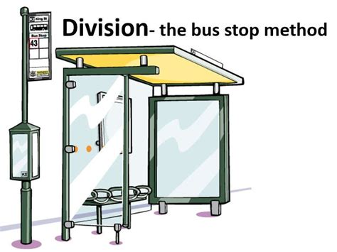 division the bus stop method by nassimbaaziz teaching