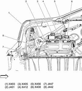Fuel Pump Relay Location - New Caprice