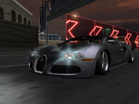Need for speed game versions. Need For Speed Underground 2 Cars by Bugatti   NFSCars