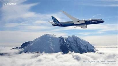 787 Wallpapers Boeing Dreamliner Flight