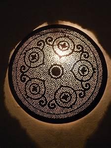 Décoration Murale Orientale : d coration orientale appliques luminaires applique murale marocaine en laiton ~ Teatrodelosmanantiales.com Idées de Décoration