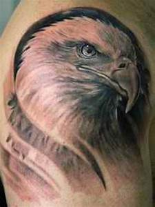 eagle tattoo on shoulder | Eagle Tattoo Design Symbol for ...