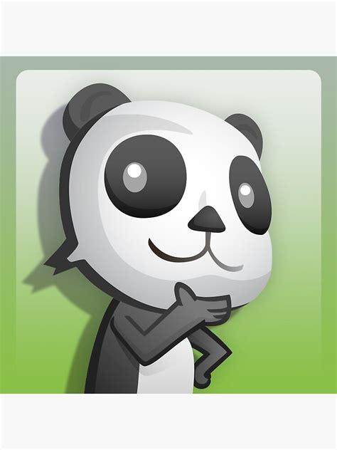 Xbox 360 Panda Gamer Pic Greeting Card