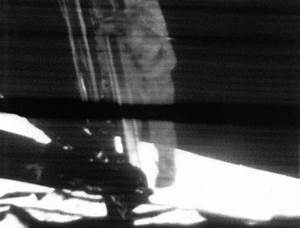 July 20, 1969 – First man walks on the moon, original ...