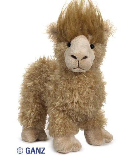 alpaca webkinz stuffed animal by ganz
