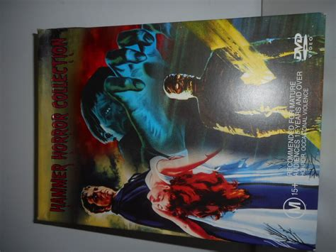 Hammer Horror Collection Dvd Boxed Set