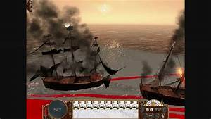 Empire: Total war, Naval battle, with rocket ships! - YouTube