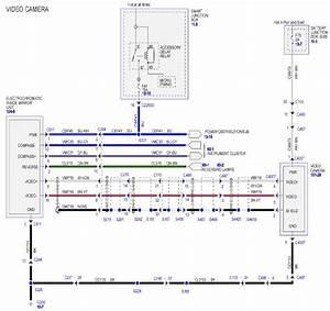 Ford F250 Backup Camera Wiring Diagram