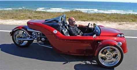 Campagna Motors T-rex And V13r The 'original' 3 Wheels