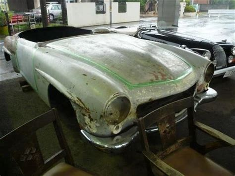 find  mercedes benz sl parts car  kyoto japan