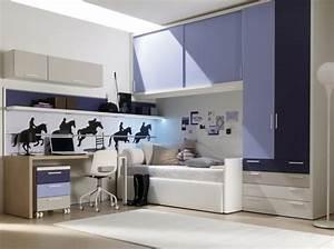 decoration chambre ado moderne en quelques bonnes idees With deco pour chambre ado