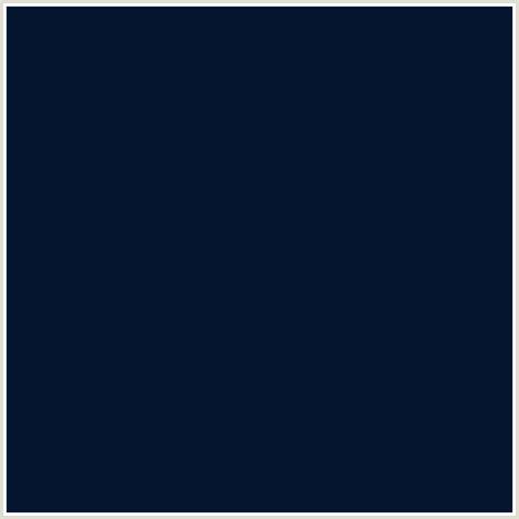 midnight black color 071630 hex color rgb 7 22 48 black pearl blue