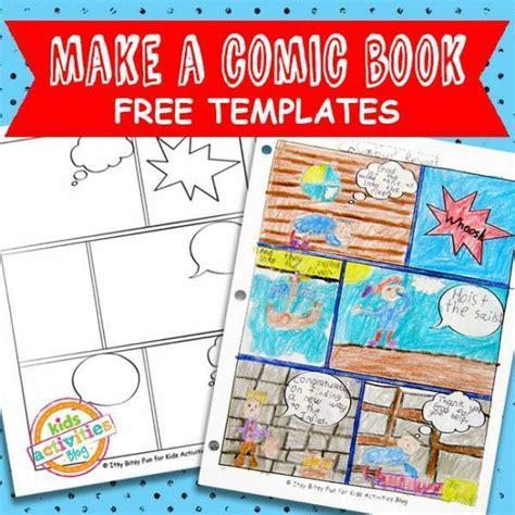 encourage writing  storytelling  printable comic