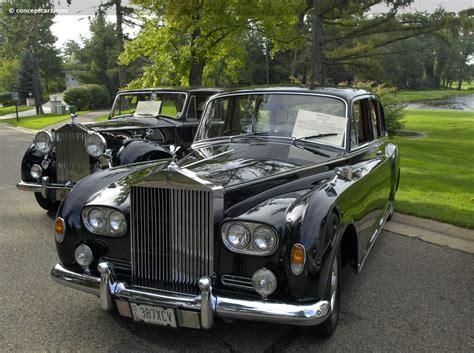 1960 Rollsroyce Phantom V History, Pictures, Sales Value