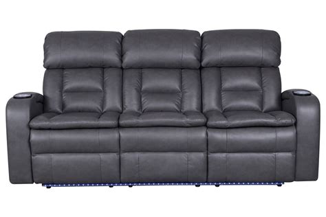 power reclining sofa with drop down table zenith power reclining sofa with drop down table at