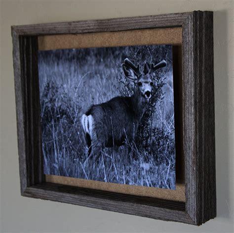 rustic shadow box frame  aaronskuehn  lumberjockscom