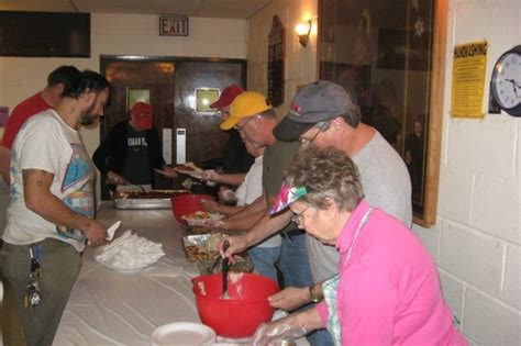 fundraiser by cathy bednar holy trinity soup pasta kitchen