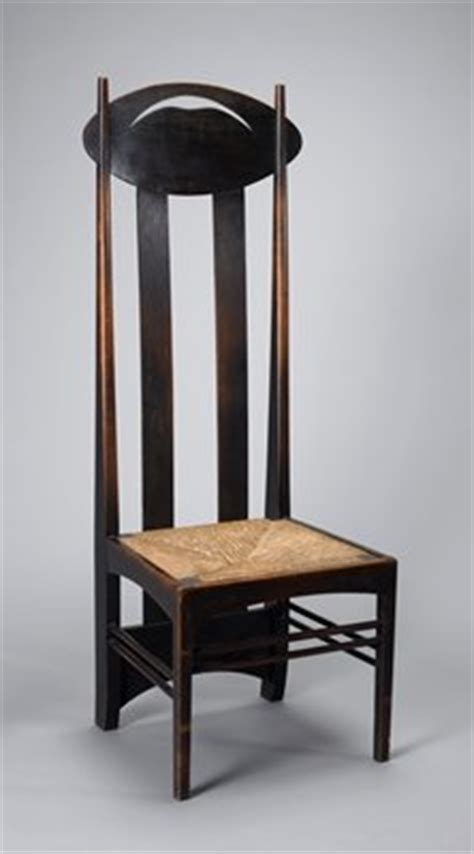 high  side chair charles rennie mackintosh mia
