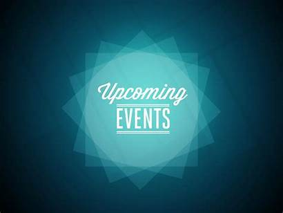 Events Upcoming Church Event Service Slide Backgrounds