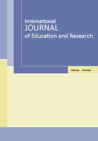 international journal  education  research call