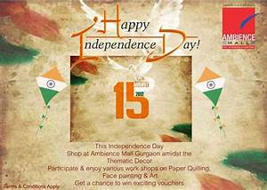Independence Day Workshops on 15 August 2012 at Ambience