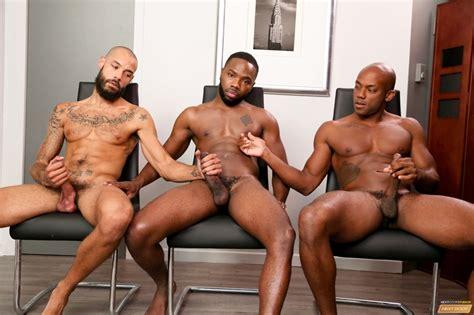 Bam Bam gets a taste of both Osiris Blade and Dylan Henri's hard cocks ⋆ Naked Men Sex Pics