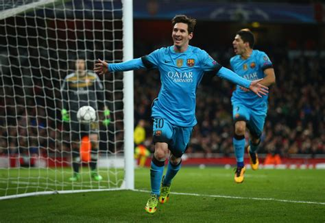 Arsenal vs. Barcelona 2016: VIDEO Highlights, Live Score ...