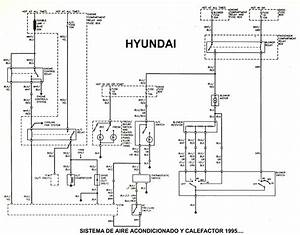 Diagrama De Aire Acondicionado Automotriz Toyota