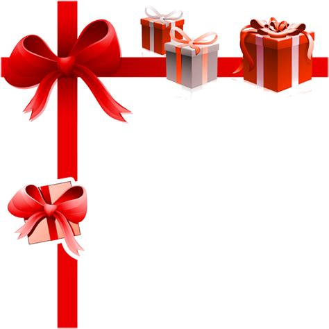 clip art borders holiday gift clipart clipart suggest