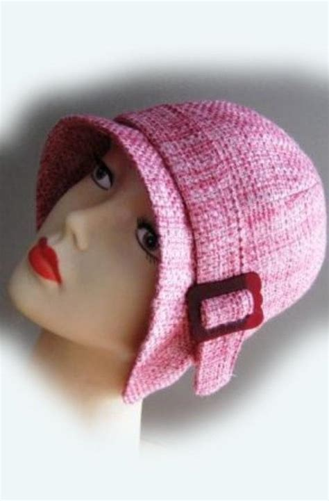 items similar  cloche hat sewing pattern medium