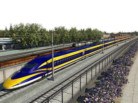 db consortium selected for california high speed rail
