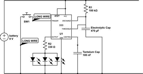 Timer Circuit Error Electrical Engineering Stack