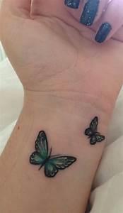 Tattoo Vorlagen Handgelenk : tattoovorlage zwei kleine schmetterlinge am handgelenk ~ Frokenaadalensverden.com Haus und Dekorationen